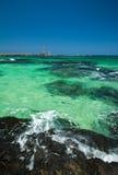 Fuerteventura, El Cotillo, Royalty Free Stock Photos