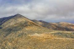 Fuerteventura Environment Royalty Free Stock Photography