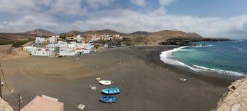 Fuerteventura fishing village Stock Images