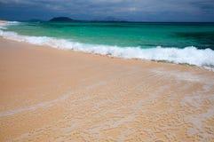 Fuerteventura, Flag Beach Stock Image