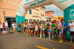 Fuerteventura half-marathon Stock Photography