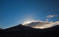 Fuerteventura, inland Stock Photo