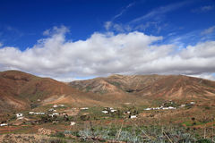 Fuerteventura island Canary islands Spain Royalty Free Stock Images