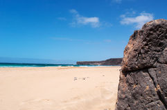 fuerteventura, islas Canarias, España Fotos de archivo libres de regalías