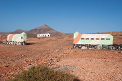 fuerteventura, islas Canarias, España Imágenes de archivo libres de regalías