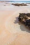 Fuerteventura, islas Canarias, Playa del Castillo Fotografía de archivo