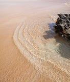 Fuerteventura, islas Canarias, Playa del Castillo Fotos de archivo
