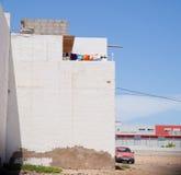 Fuerteventura, Isole Canarie - abstrac urbano Fotografia Stock Libera da Diritti