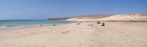 Fuerteventura, Isole Canarie, Spagna Fotografia Stock