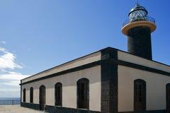 fuerteventura jandia latarni morskiej punta Obraz Royalty Free