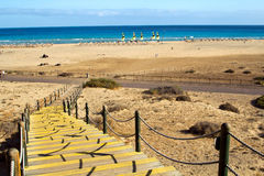 Fuerteventura, Jandia Playa Stock Photography