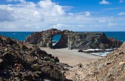 Fuerteventura, Kanarische Inseln Stockbild