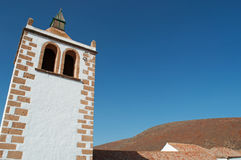 fuerteventura kanarowe wyspy Spain Obraz Royalty Free