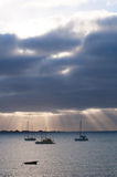 fuerteventura kanarowe wyspy Spain Obrazy Stock
