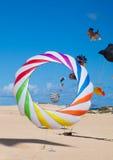 Fuerteventura kite festival Stock Image