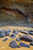 Fuerteventura La Pared beach at Canary Islands Stock Image