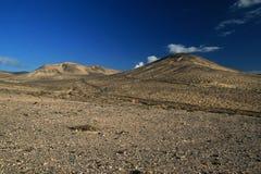 Fuerteventura Landscape Royalty Free Stock Photo