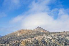 Fuerteventura landskap Fotografering för Bildbyråer