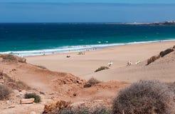 fuerteventura, Îles Canaries, Espagne Photos stock