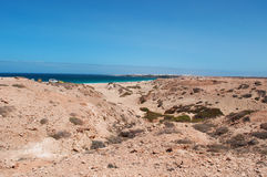 fuerteventura, Îles Canaries, Espagne Images stock