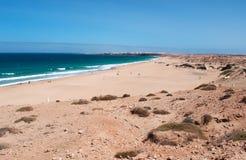 fuerteventura, Îles Canaries, Espagne Photographie stock