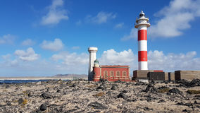 Fuerteventura Lighthouse royalty free stock images