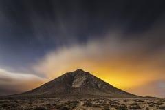Fuerteventura Morro Jabe Στοκ φωτογραφία με δικαίωμα ελεύθερης χρήσης