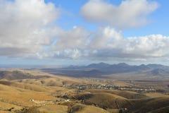 Fuerteventura - Morro Veloso Stock Image