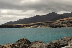 fuerteventura plażowa kanarowa wyspa Zdjęcie Royalty Free