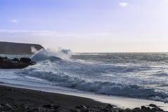 Fuerteventura Seascape Royalty Free Stock Photo