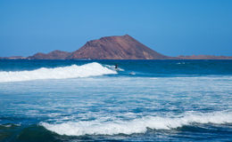 Fuerteventura, September 2012 Stock Photography