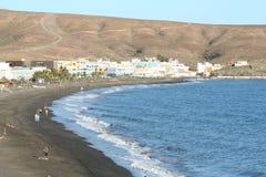 Fuerteventura in Spanje Royalty-vrije Stock Fotografie