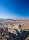 Fuerteventura Tindaya Royaltyfri Bild