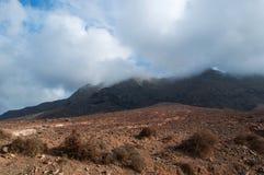 Fuertventura,加那利群岛,西班牙 免版税库存照片