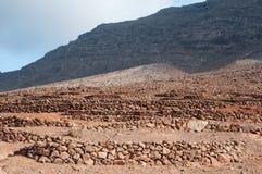 Fuertventura,加那利群岛,西班牙 库存照片