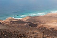Fuertventura,加那利群岛,西班牙 图库摄影