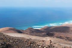 Fuertventura,加那利群岛,西班牙 库存图片