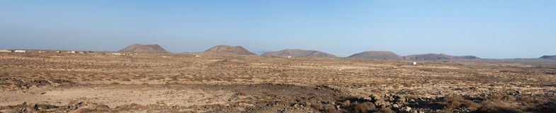 Fuertventura, Canarische Eilanden, Spanje Stock Afbeelding