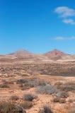 Fuertventura, Ilhas Canárias, Espanha Fotografia de Stock Royalty Free