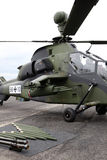 Fuerza aérea alemana del tigre Fotografía de archivo libre de regalías