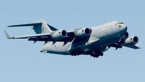 A41-211, fuerza aérea de australiano real, Boeing C-17A Globemaster III Foto de archivo libre de regalías