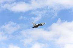 Fuerza aérea española Eurofighter Fotografía de archivo