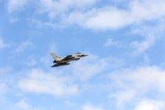 Fuerza aérea española Eurofighter Imagenes de archivo