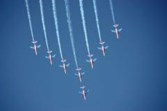 Fuerza aérea francesa Imagen de archivo libre de regalías