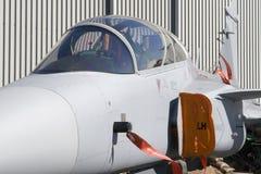Fuerza aérea surafricana SAAB Gripen C Fotografía de archivo libre de regalías