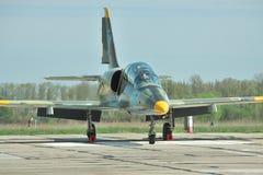 Fuerza aérea ucraniana aero- L-39 Albatros Fotos de archivo