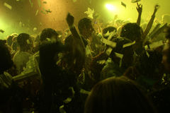 Fuerza Bruta in Buenos Aires Stock Images