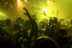 Fuerza Bruta in Buenos Aires Stock Photo