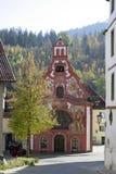 Fuessen in Allgaeu, Bavaria Stock Photos