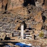 Fuga à geologia fotografia de stock royalty free